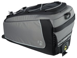 Bontrager Tasche Rack Trunk Interchange Black/Grey