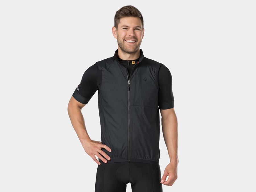 Bontrager Weste Circuit Windshell XL Black