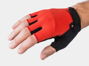 Bontrager Glove Solstice Large Radioactive Red