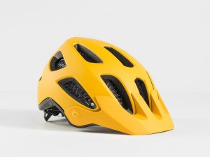 Bontrager Helmet Rally WaveCel Medium Marigold/Black CE